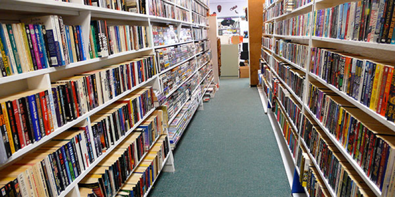 Ted's Used Books and Comics